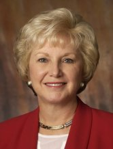 Freida Hill is the chancellor of Alabama's two-year college system.