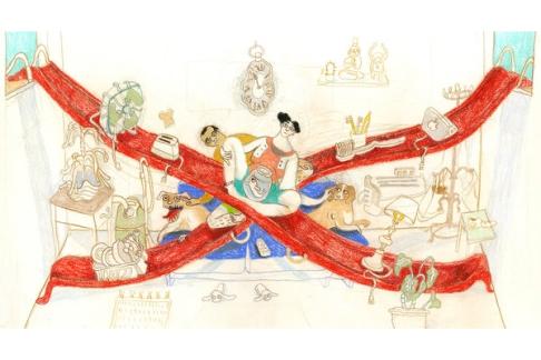 Illustration by Karen Katz