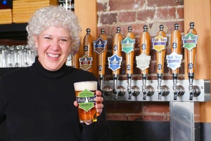 Irene Firmat of Full Sail Brewing