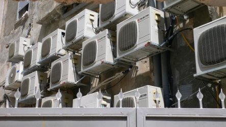 air conditioner window units