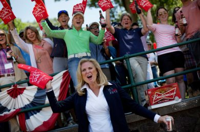 Ann Romney dressage horse tax deductions