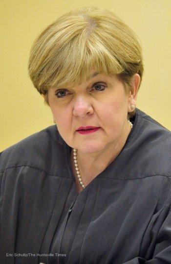 Judge Donna Pate - Daniel Proctor case 92d4126951ecc030