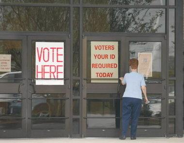 Alabama polling place 11064328-large