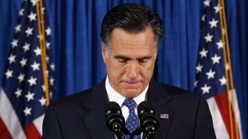 U.S. Republican presidential nominee Romney makes remarks on the attack on the U.S. consulate in Libya, in Jacksonville, Florida