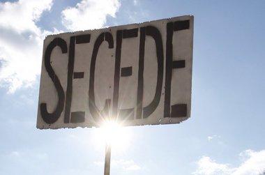 Secede signm, modern