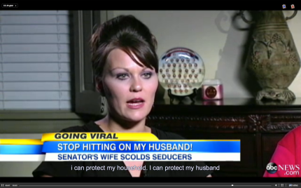 Heather McGill, wife of Alabama State Senator Shadrack McGill (R, 8th District), speaking to ABC's Good Morning America