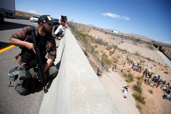 Bundy Ranch Sympathizers are Armed Insurrectionists