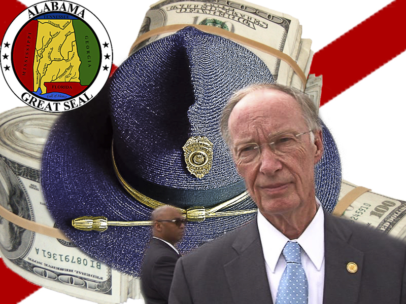 #ALPolitics @GovernorBentley OK'd $580K #TrooperGate pay, lied about it http://j.mp/TrooperGate