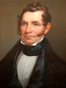 John Gayle (1792-1859) was Alabama's governor from 1831-35. Gayel was elected as a Whig to the U.S. Congress from 1847-49 and was also an Alabama state representative and a state and federal judge. Courtesy of Alabama Department of Archives and History
