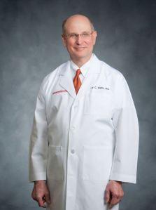Alabama District 6 State Senator Dr. Larry Stutts, DVM, MD