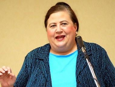 Alabama Democratic Party Chairwoman Nancy Worley