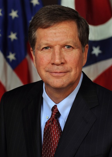 Ohio Governor John Kasich (2010 & 2014)