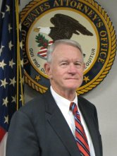 George L. Beck Jr. was sworn in as the United States Attorney for the Middle District of Alabama on July 6, 2011. He was nominated by President Obama on March 31,2011, and confirmed by the U.S. Senate on June 30, 2011. Prior to being appointed, George Beck served as Deputy Attorney General for the State of Alabama for eight years, and Judge Advocate General for the Corps of Alabama Army National Guard for over thirty years, retiring at the rank of Colonel. He joined a private law firm in January 2004 where he remained until he was confirmed as U.S. Attorney. Mr. Beck received his undergraduate degree from Auburn University and his law degree from the University of Alabama.
