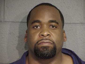 "KWAME MALIK KILPATRICK MDOC Number: 702408 SID Number: 3353708P Name: KWAME MALIK KILPATRICK Racial Identification: Black Gender: Male Hair: Black Eyes: Brown Height: 6' 4"" Weight: 310 lbs. Date of Birth: 06/08/1970 (45) KWAME MALIK KILPATRICK Image Date: 5/25/2010"