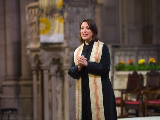 The Reverend Dr. Amy Butler is the 7th Senior Minister at The Riverside Church in New York City, NY.