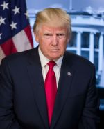 Donald Trump, United States President, official portrait