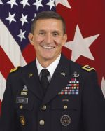 Lt. Gen. Michael T. Flynn, Director, Defense Intelligence Agency; official portrait
