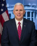 Vice President Mike Pence, official portrait