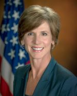 Sally Caroline Quillian Yates, Attorney General, Acting, US