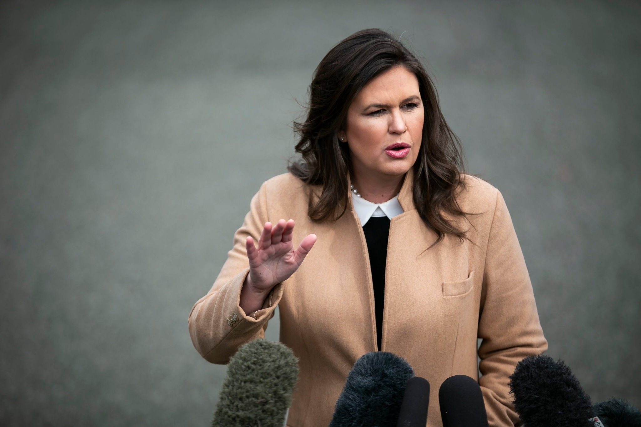 "Sarah Huckabee Sanders: ""I've Been Called"" (By God) To Be Arkansas Governor"